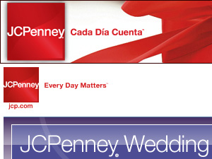 JCPenney Wedding Catalog
